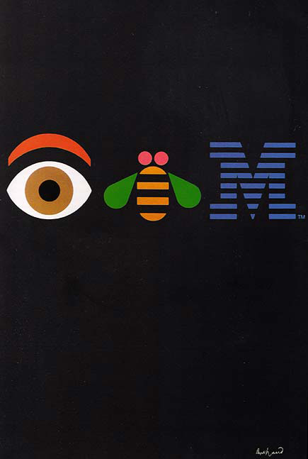 03_Eye_Bee_M_poster_by_Paul_Rand